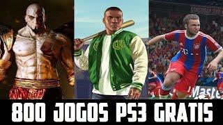 Video 800 JOGOS DE PS3 PARA BAIXAR GRATIS (+800 PS3 GAMES FREE DOWNLOAD) download MP3, 3GP, MP4, WEBM, AVI, FLV Mei 2018