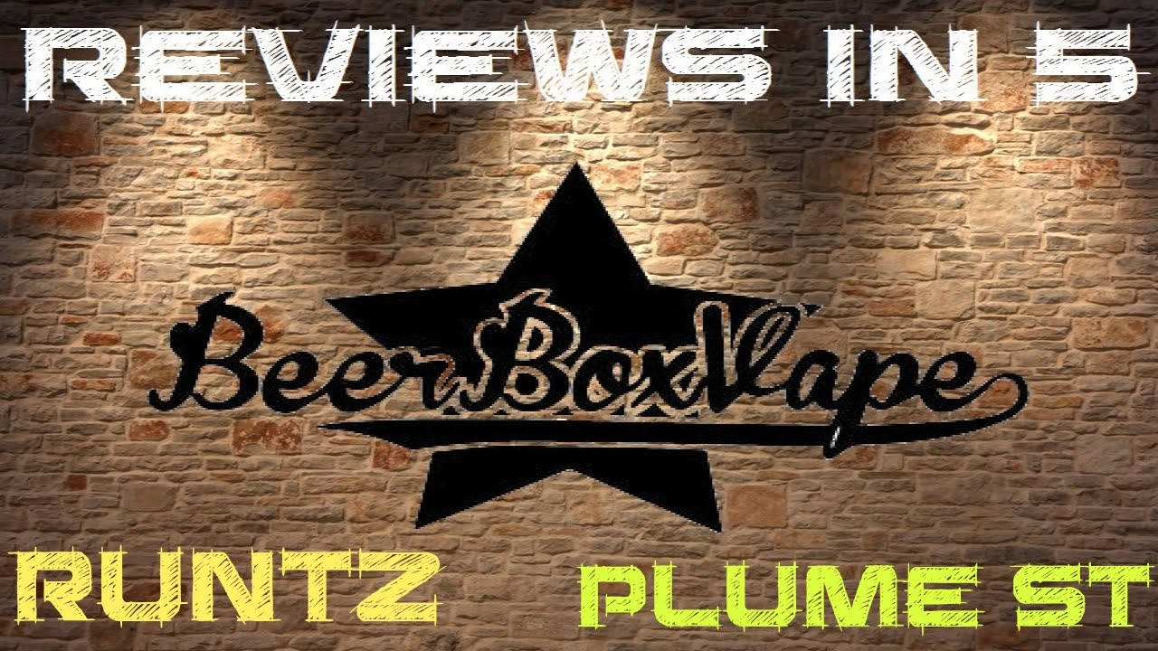 Reviews in 5 | Runtz by Plume ST