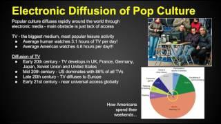 Chapter 4 Key Issue 3 - Folk & Popular Culture - AP Human Geography