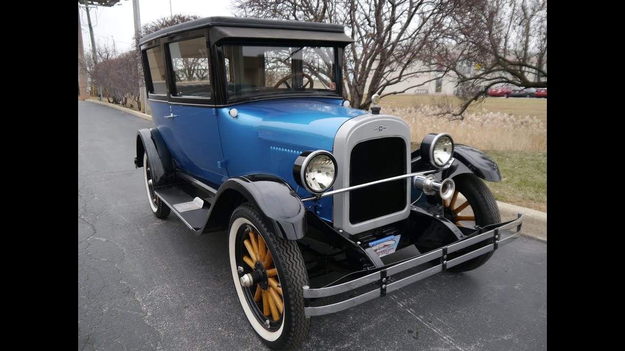 1926 Chevrolet Superior Series V ***SOLD SOLD SOLD SOLD*** - YouTube