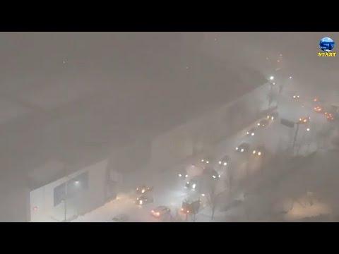 Storm Filomena hits Spain with rare snowfall in Madrid