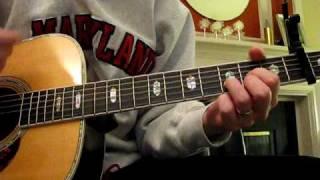 Sundown Lesson - Gordon Lightfoot