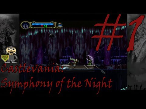 castlevania symphony of the night iso parte unica