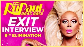 RuPaul's Drag Race: Episode 9's Eliminated Queen (Exclusive Interview)