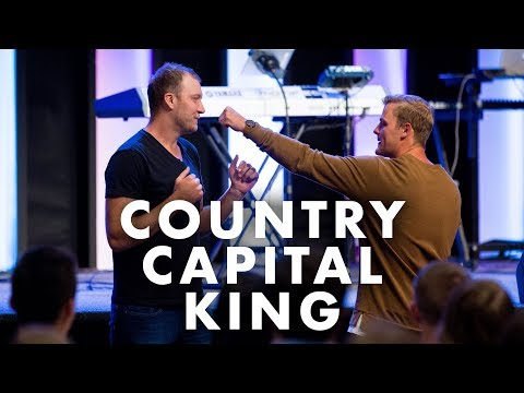 George Chechelnitskiy - Country, Capital, King    Generation 4 Truth   