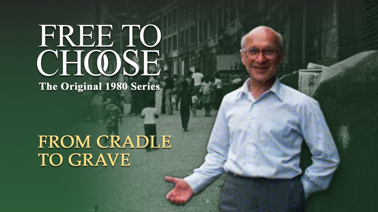 Download Free To Choose 1980 - Vol. 04 From Cradle to Grave - Full Video