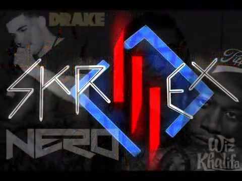 NEW 2012 Drake Ft  Wiz Khalifa, Skrillex, & Nero   Promises Prod  By The Trak Addicts