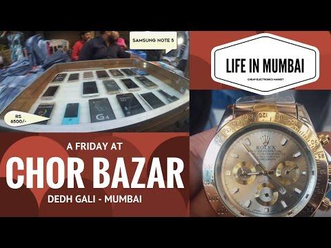 Rolex watch for Cheap | Street Walk at Chor Bazaar, Dedh Gali, Mumbai Central Ft Bapaogiri, SHV