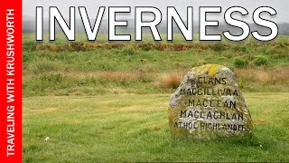 Tour Inverness Scotland (Great Britain) travel video guide Inverness UK tourism attraction ...