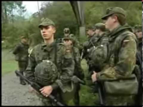 Grundausbildung Bundeswehr