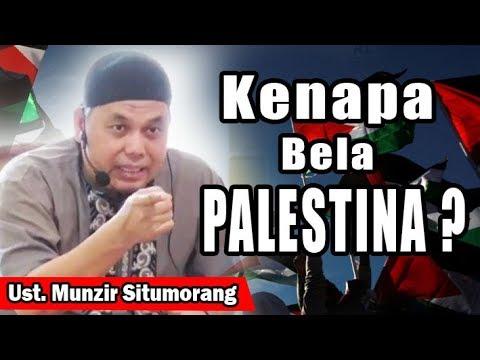 (LIVE)  Kenapa Bela Palestina?  ||  Ust. Munzir Situmorang