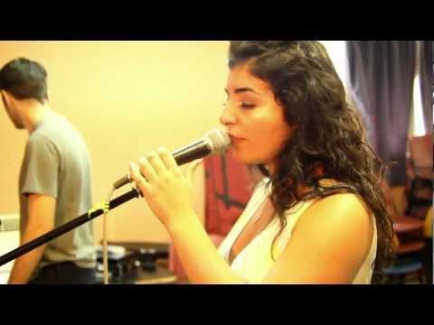 Sophie Berkal-Sarbit - Rehearsals - Hallelujah 2011
