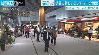 「渋谷ストリーム」 新しいランドマークの魅力とは(18/09/14)