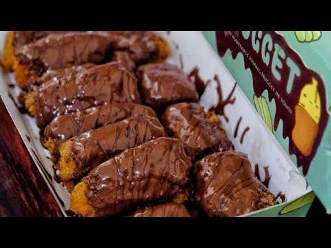 Resep Pisang Nugget Banana Nugget Youtube