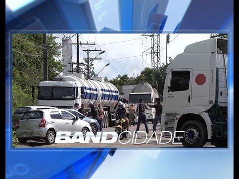 Caminhoneiros no AM realizam segundo ato contra preço do diesel
