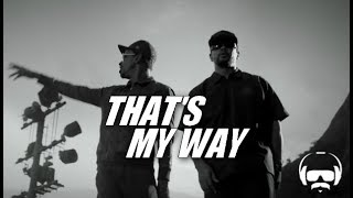 That's My Way (Clipe Oficial) - Edi Rock e Seu Jorge