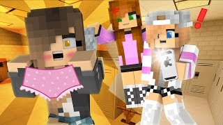 Yandere High School - GETTING A WEDGIE!!! [S2: Ep.4 Minecraft Roleplay]