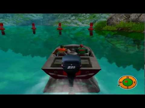 Rapala Pro Fishing 2011 Rainbow Trout 15lb Tournament [HD]