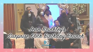 Jean Brinkley's Surprise Birthday Brunch | Disturbriana Media