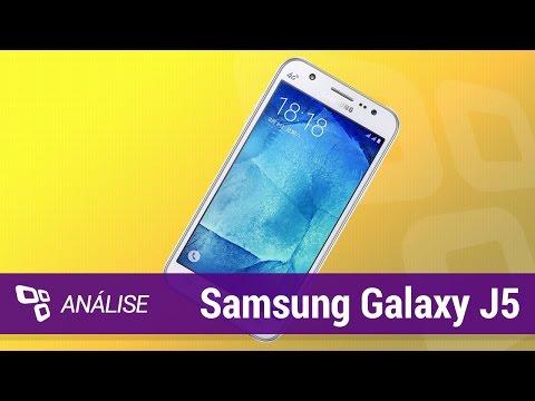 Samsung Galaxy J5 [Análise] - TecMundo