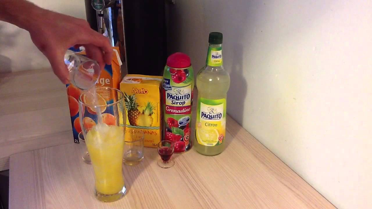 cocktail de fruit avec alcool  great cocktail de fruit avec alcool with cocktail de fruit avec