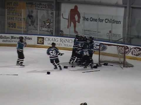 Jared Gets a Breakaway and scores Winning Goal