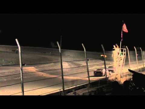 First half sport mod main Atomic Motor Raceway 8/2/14