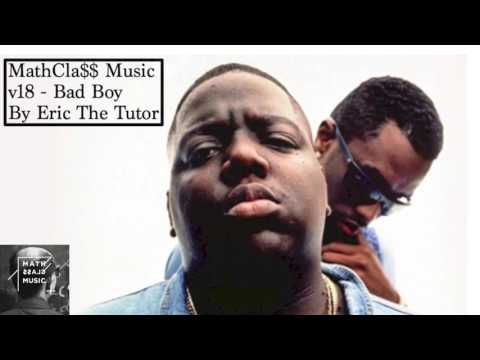 Best of Bad Boy Old School Hip Hop Mix (90s R&B Hits Playlist By Eric The Tutor) MathCla$$ Music V18