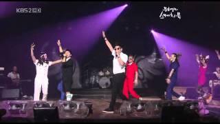 MC Mong - So Fresh, Ice Cream, Circus medley  (090807)