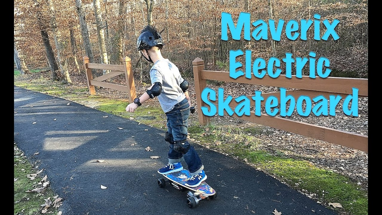 Better Than A Hoverboard Maverix California Electric Skateboard Review