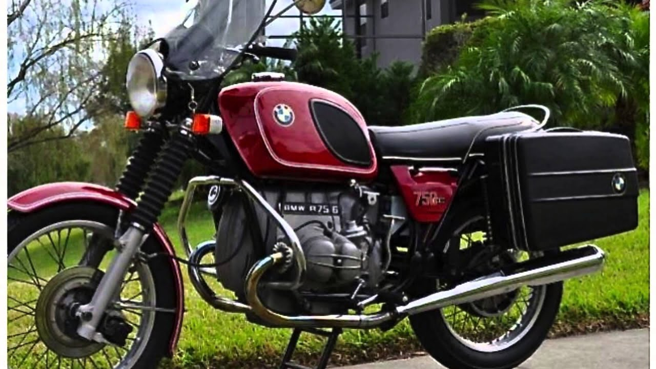 1974 bmw r75 6 don wheat 39 s dream ride youtube. Black Bedroom Furniture Sets. Home Design Ideas