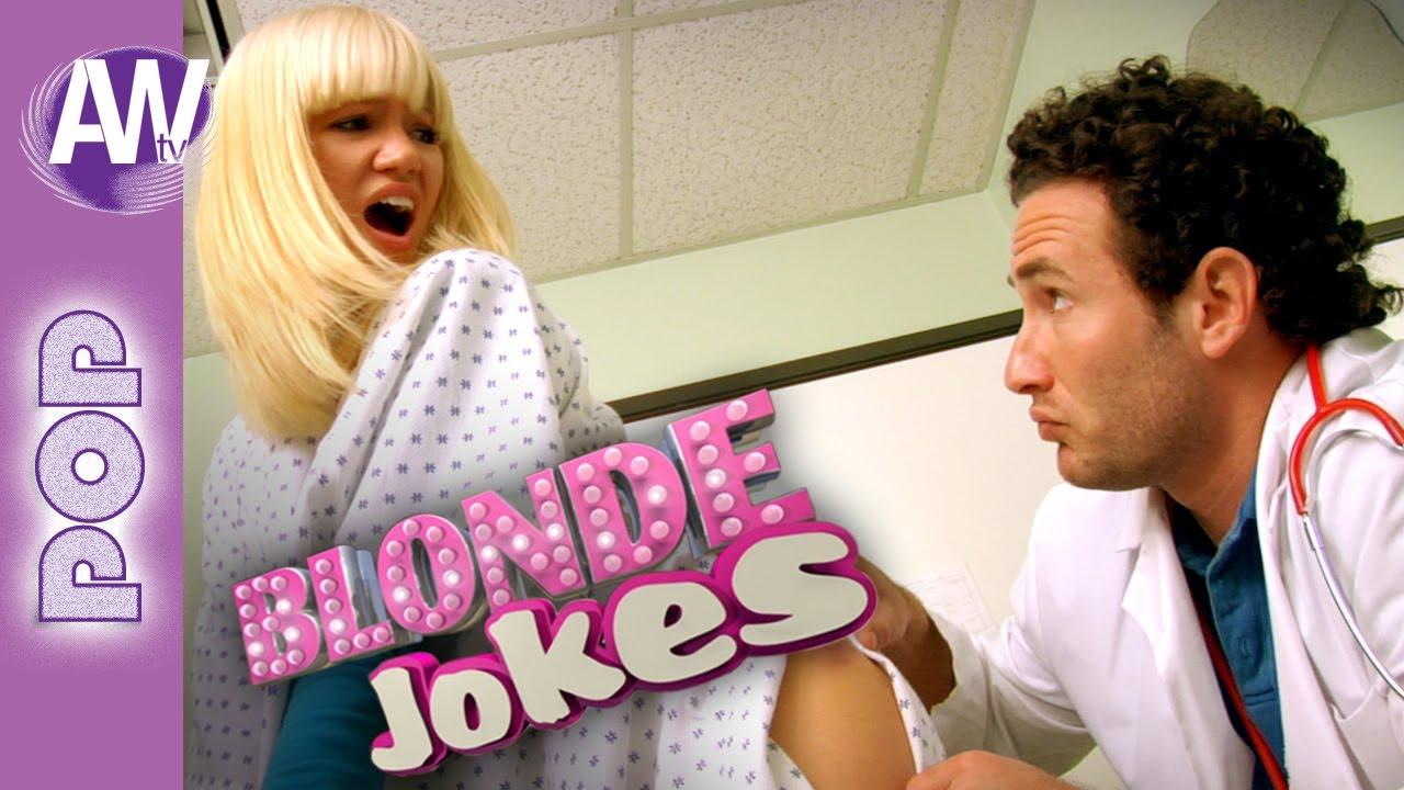Blonde Jokes - Dumb Blondes