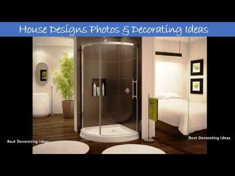 Corner shower bathroom designs   The Best Small & Functional Modern Bathroom Design Picture