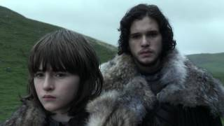 Game of Thrones Season 6: Life & Death at Castle Black (HBO)