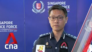 Jurong armed robbery: Stringent policies to ensure officers fit to carry firearms, says AETOS