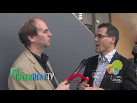 Green Home TV CMHC Green Building & Financing Initiatives
