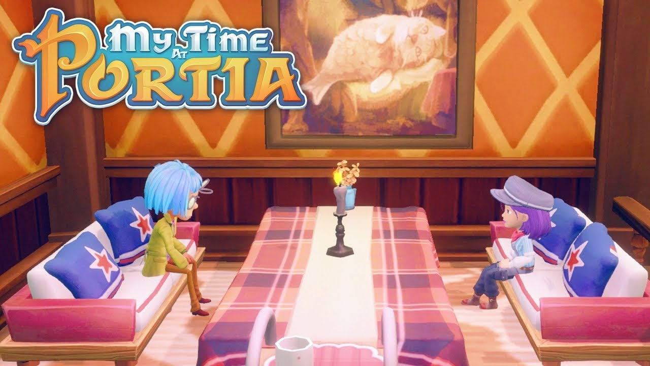 Merlin S Date My Time At Portia Alpha 6 0 Part 161 Youtube