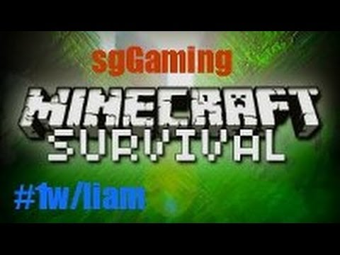 Minecraft survival part1 starving