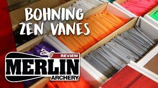 Merlin Archery REVIEW: No. 14 - Bohning Zen Vanes