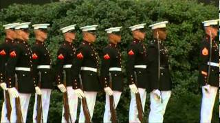 8th & I honors Sgt. Dakota Meyer with parade