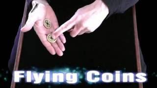 http://goochelaarkinderen.nl  Het wonder met de munten