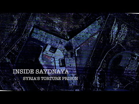 Inside Saydnaya: Syria