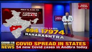 Coronavirus LIVE Update: Total Cases In India 56,342; Death Toll At 1,886