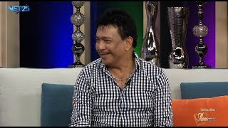 Rico J. Puno talks about his family and his humble beginnings