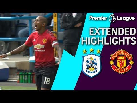 Huddersfield v. Man United | PREMIER LEAGUE EXTENDED HIGHLIGHTS | 5/5/19 | NBC Sports