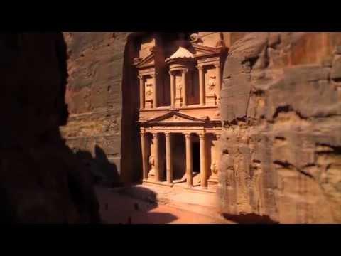 Gizemli Şehir Petra, Ürdün | Time Lapse