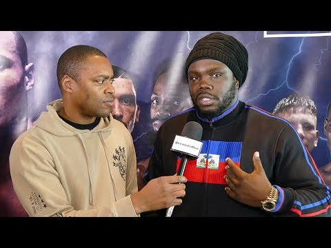 Bermane Stiverne FINALLY Explains KO DISASTER vs Deontay Wilder