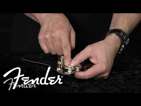 How to Change Single Coils to Humbuckers | Fender
