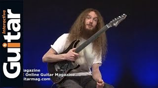 Vigier Excalibur Fretless Guitar Review With Guthrie Govan - Guitar Interactive Magazine thumbnail