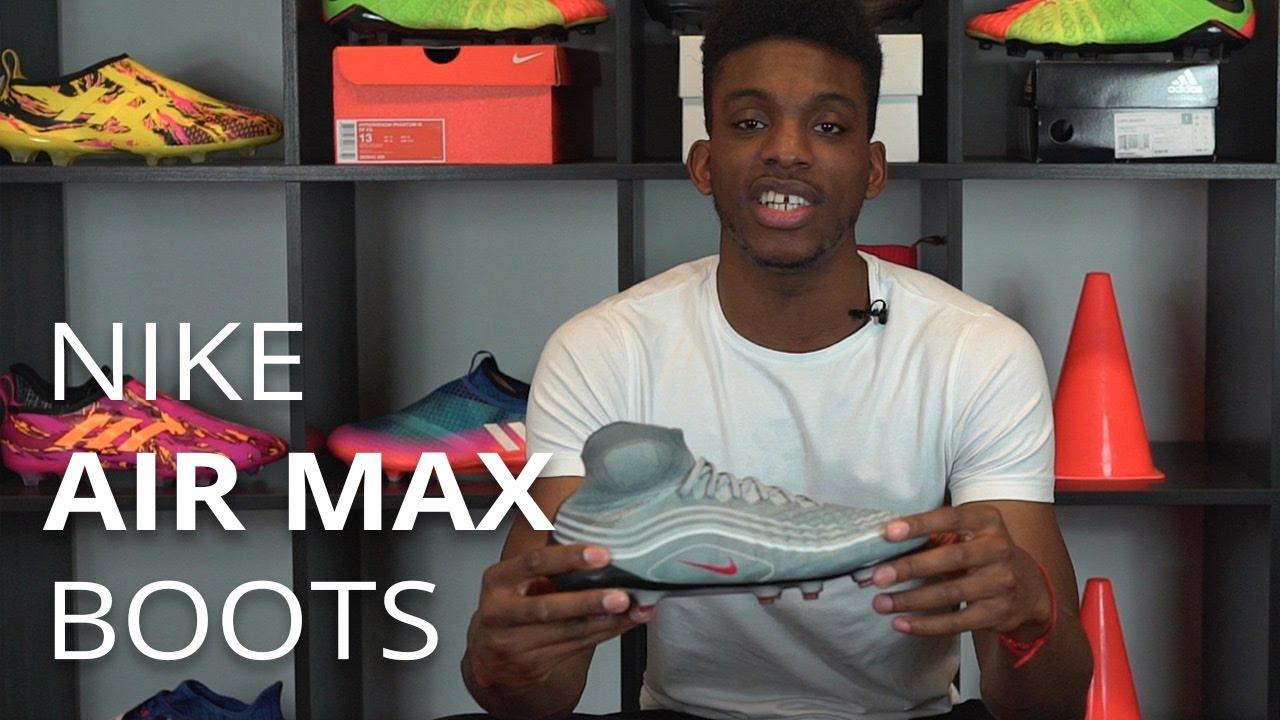 Nike Air Max Zapatos Lanzamiento De Fútbol Youtube Lanzamiento Zapatos Loco 6a1dbb